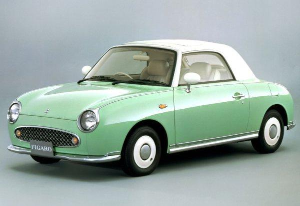 R1 パオが100万超 フィガロ400万超!? いま値上がりしている中古車たち10選