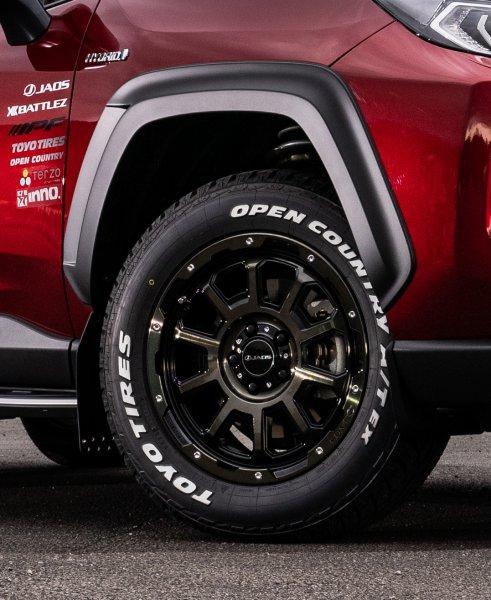 デザイン性が重視されたSUV専用タイヤがトーヨータイヤから新登場!