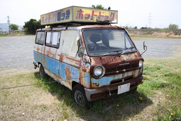 昭和の灯がまたひとつ……熊本の伝説的ホットドッグ販売車が閉店!! ありがとう四つ葉&チェリーキャブ