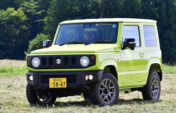日本が誇る名車ジムニー なぜスズキだけがこの名車を作れるかの秘密と実情に迫る