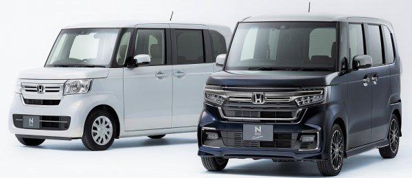 新車販売4年連続日本一 軽販売6年連続NO.1のN-BOXに潜む死角とは?