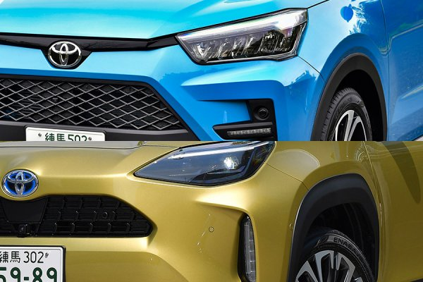 トヨタ人気のコンパクトSUVを買うなら…… ライズがいい? それともヤリスクロスがいいのか?