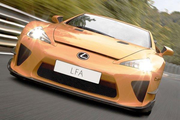 レクサスLFA 生産開始10年!!! 伝説の国産V10スポーツは販売も超別格だった!!?