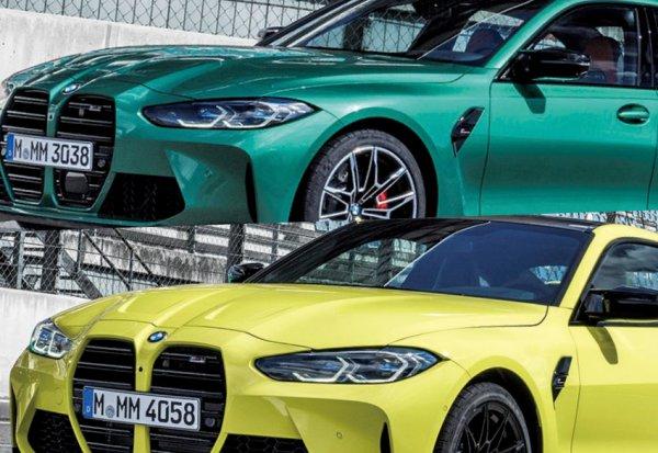 エース帰還!! BMW 新型M3&M4日本導入 これぞ究極のスポーツサルーン!!!