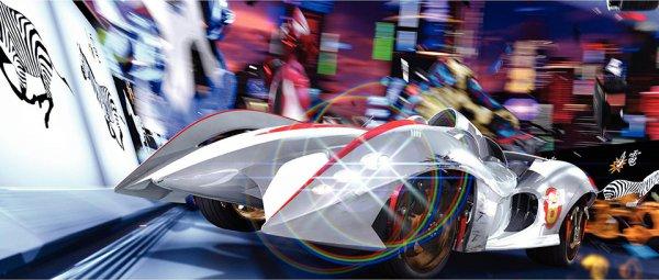風も震えるヘアピンカーブ!! マッハGoGoGoのハリウッドリメイク『スピード・レーサー』を観る!!