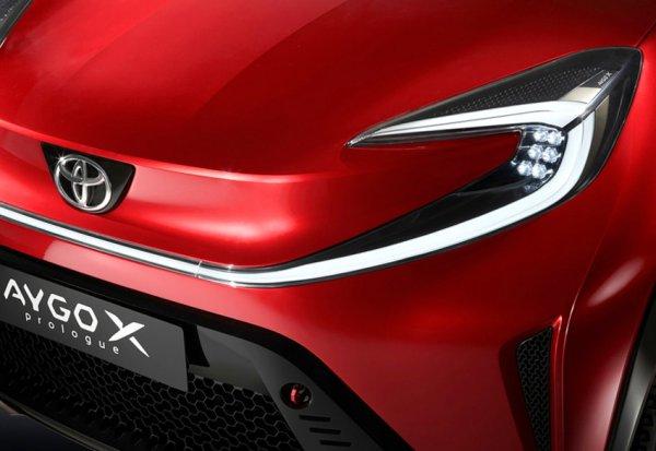 ヤリスよりもさらにコンパクト! トヨタの欧州向け次世代コンパクトSUV「アイゴXプロローグ」登場!
