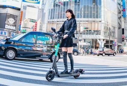 画期的! 新しいモビリティのカタチ 電動キックボードの交通規制が緩和された!
