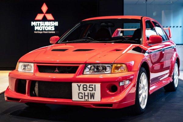 最高額はランエボの1500万円超!! 三菱所有の名車オークション 全15台の落札価格は?