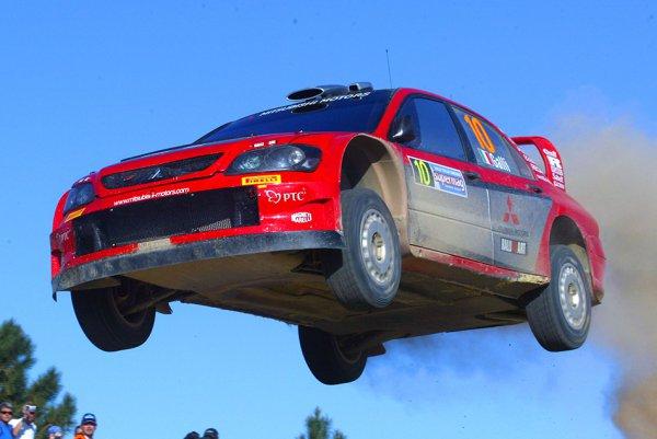三菱ラリーアート11年ぶりに復活決定! WRC パリ・ダカに参戦か!?