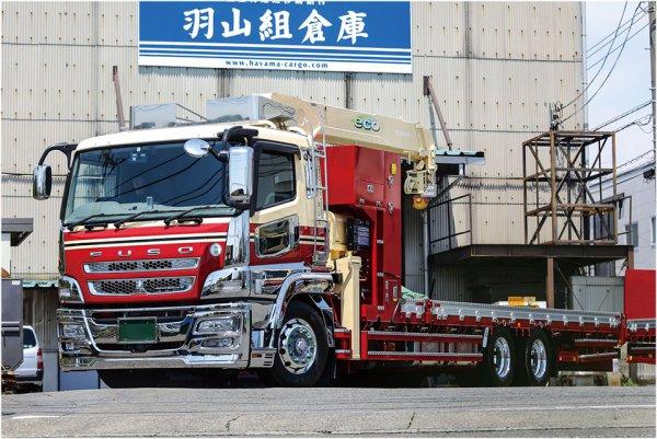 これが日本のクラフトマンシップ 一品モノを作る匠が生んだ超低床重量物運搬車