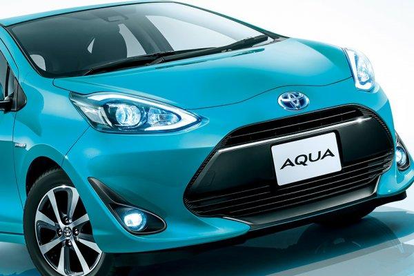 新型アクア 今月受注開始!! HVを「当たり前」にした人気車は上級コンパクトへ刷新
