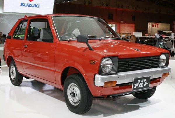 日本の軽を支えた名車!! スズキ「アルト」は何がすごかったのか?