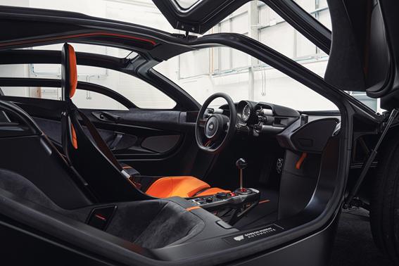 名車の意匠を引き継ぐ究極のアナログスーパーカー『T.50』―著名レーシングカーデザイナーが手がけたロードモデル―