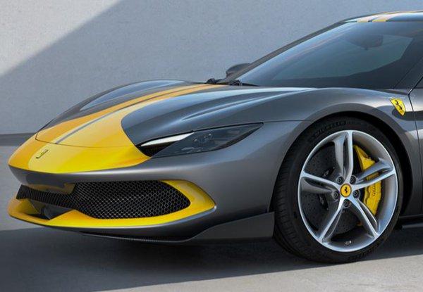 フェラーリがPHVの296GTB発表! これはスーパーカー「だからこそ」の電動化だ!?