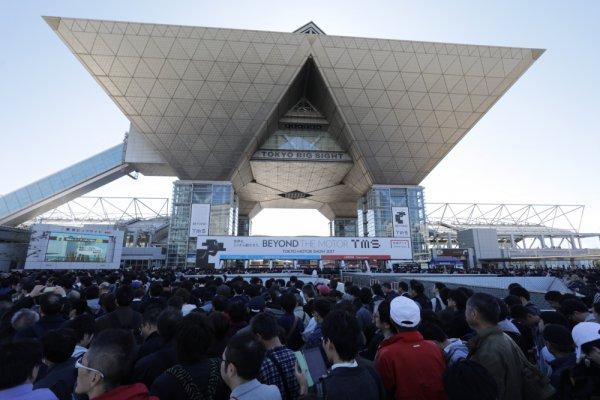 東京モーターショー中止!! もう斜陽か?どうなる日本のモーターショー業界