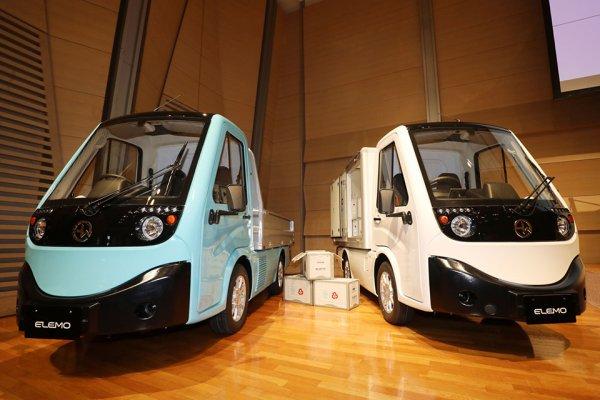 災害時の移動式エネルギー源などにも活用可能!! HWエレクトロの多目的小型商用EV「エレモ」の実力は?