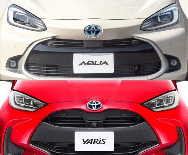 新型アクア発表! トヨタ販売店はヤリスHVとアクアどっちを薦める?