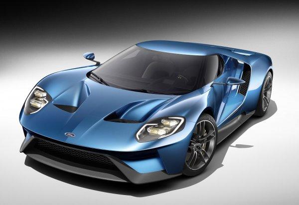 """伝説の""""フェラーリキラー""""フォード「GT40」の新車が買える!? そしてまさかのEVモデルが登場!?"""