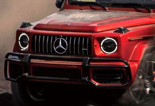 1000万円超の高級SUVが飛ぶように売れる神秘 メルセデスベンツGクラス大・研・究