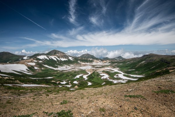 天の川が横たわり、ヒグマが涼む! 「北海道の背骨」大雪山系に広がる夏の絶景!