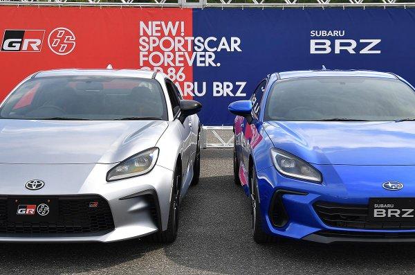 新型86/BRZはトヨタ&スバル連携の最高傑作なんじゃなかろうか!!