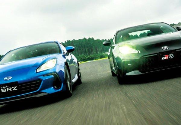 プロトタイプ最速試乗! 新型GR86&BRZの走りは何がどう違う!?