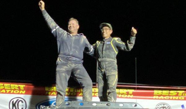 初参戦した北米のタフレースで会社員ラリーストが見事初優勝!