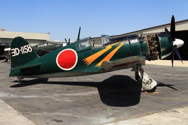 世界に唯一現存する局地戦闘機「雷電」【名車の起源に名機あり】