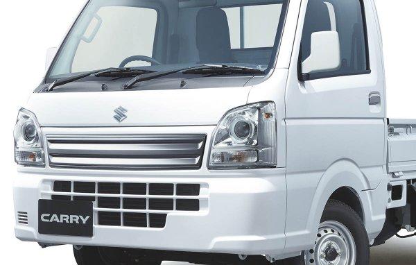 軽トラ文化は死なず!! 日本の誇りスズキ キャリイに60周年記念車が追加