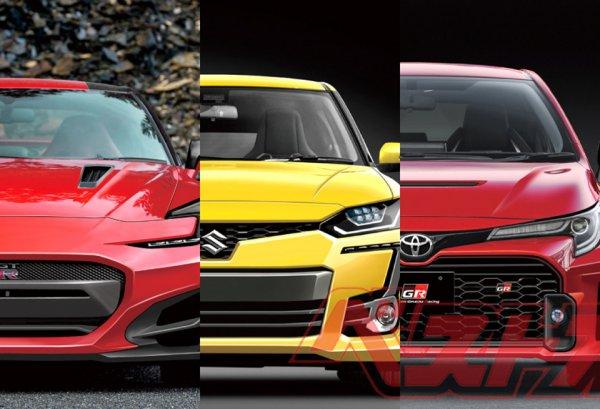 GT-R スイスポ スープラ 国産スポーツは死ななない! これからの新型車 いまわかっていることすべて(仮)