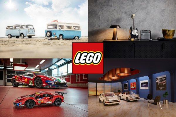 世界中の大人たちを魅了する「大人レゴ」とは?