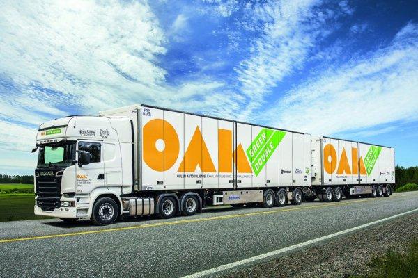 日本のダブル連結トラックよりもっと長い!? さらに長大化を加速させる欧州のトレーラ最新事情に迫る!