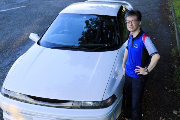 レストアベース車をワイドボディ化! 世界に1台のアルシオーネSVXに仕上げた理由とは? 【Bestcar Classic オーナーズボイスVOL.12】
