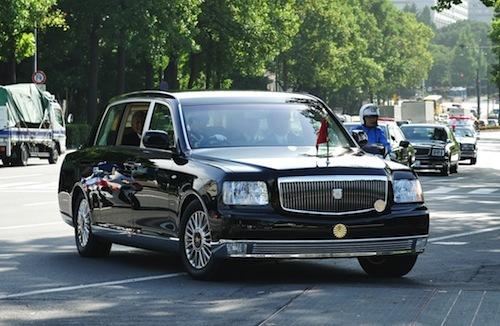 天皇陛下の愛車は「キャブ車」だった!? いまなおご愛用される陛下の愛車に迫る
