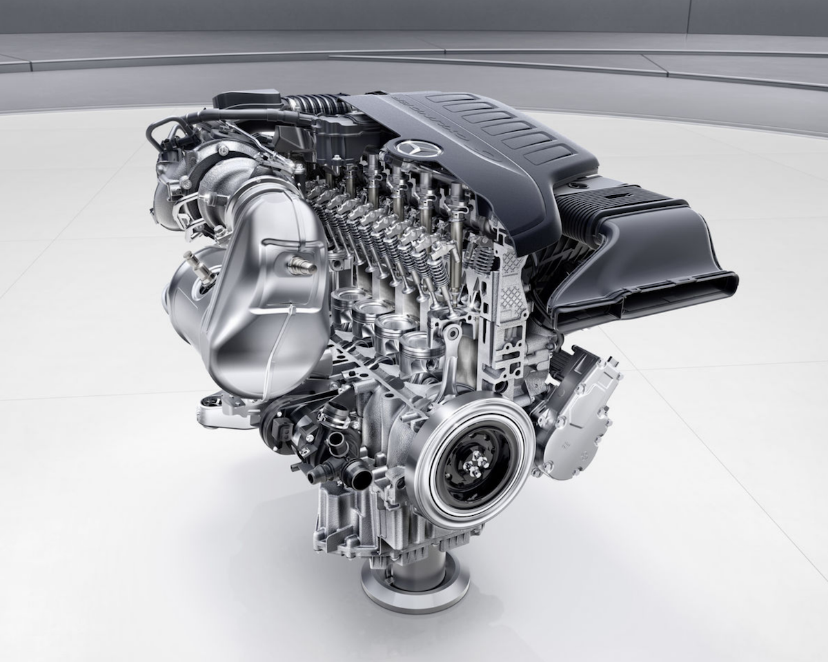 ベンツ 直6エンジン復活 なぜv6から回帰 自動車情報誌 ベストカー