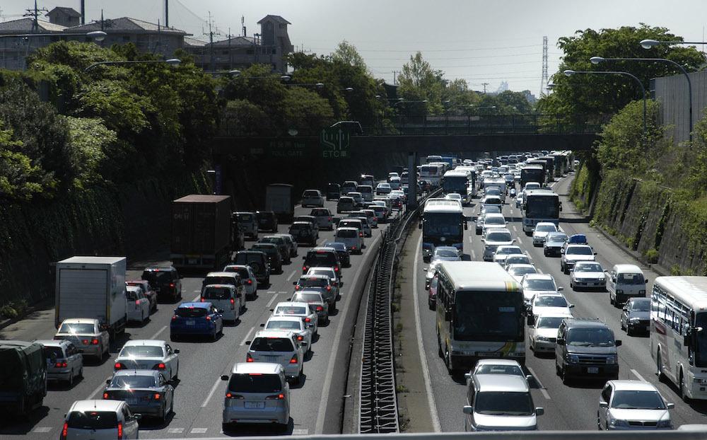 中央 道 渋滞 状況