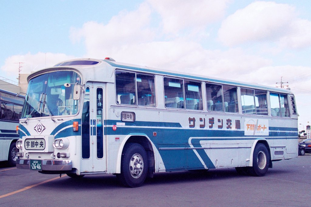 画像ギャラリー】サンデン交通 車両アルバム - バス総合情報誌「バス ...