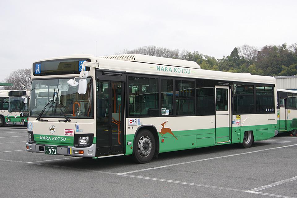 おじゃまします! バス会社潜入レポート 奈良交通編【その2】