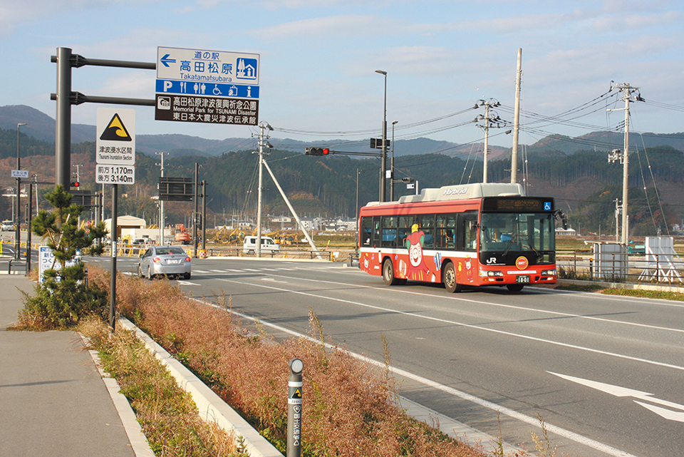 スーパーバストピっ!! 東日本大震災から10年 気仙沼線・大船渡線BRTの成長