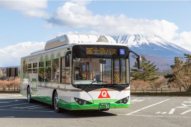 【動画あり】山梨県都留市と富士急行が SDGs推進に係る連携協定を締結!BYD製電気バスで貢献