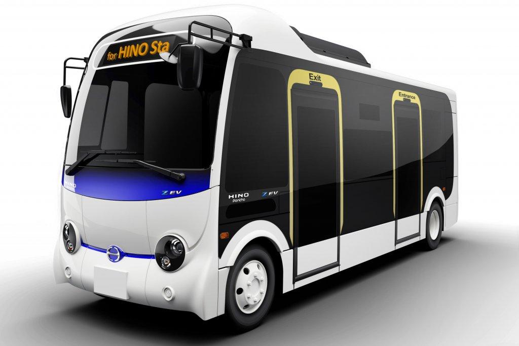 『日野ポンチョ Z EV』は2022年春に登場!地域の顔として定着したポンチョがEV化