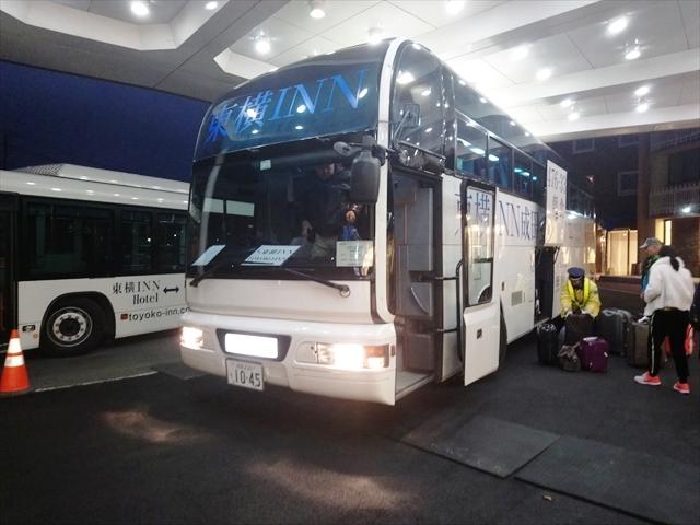 オリンピック・パラリンピック期間中は成田空港の一部バス乗降場所が変更になるので利用の際はご注意を!