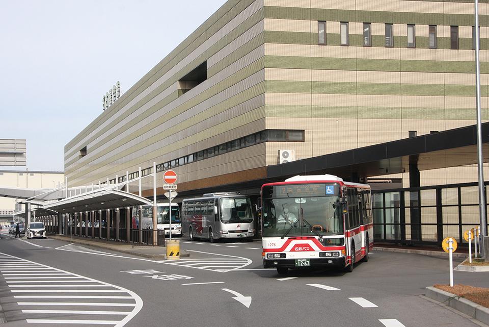 おじゃまします! バス会社潜入レポート 名鉄バス編【その1】