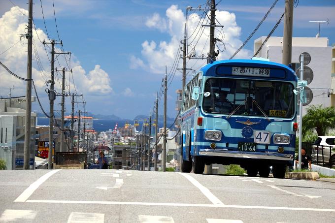 沖縄バスが動態保存車「1064号車」を7月30日に終日特別運行!MP117K乗車のチャンス