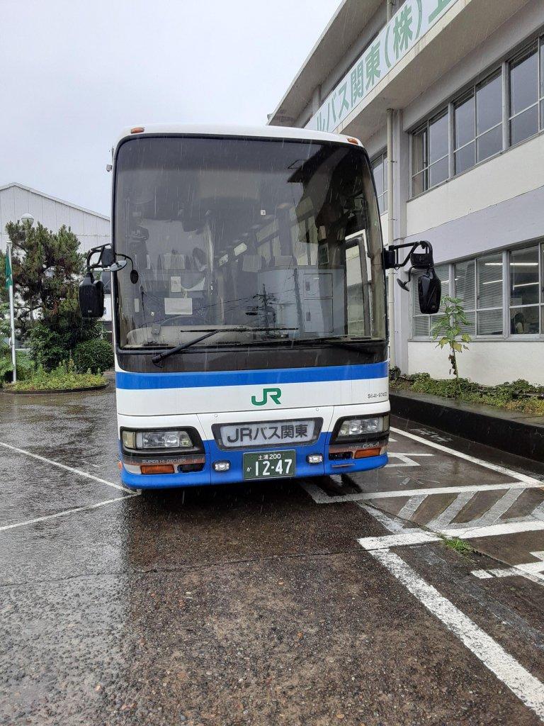 「JRバス関東×新常磐交通コラボ!!ダブルGALAツアー」の行き先がシュールすぎる!