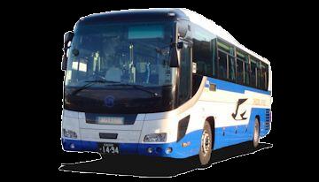 「ぶらっとバス旅チョイス」は高速バスとお買い物券がセットになったお得な乗車券だ!