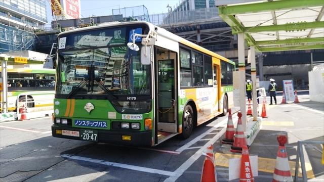 東京パラリンピックのマラソン競技当日は広範囲の都営バスに運行変更あり!都02は系統分断運行へ