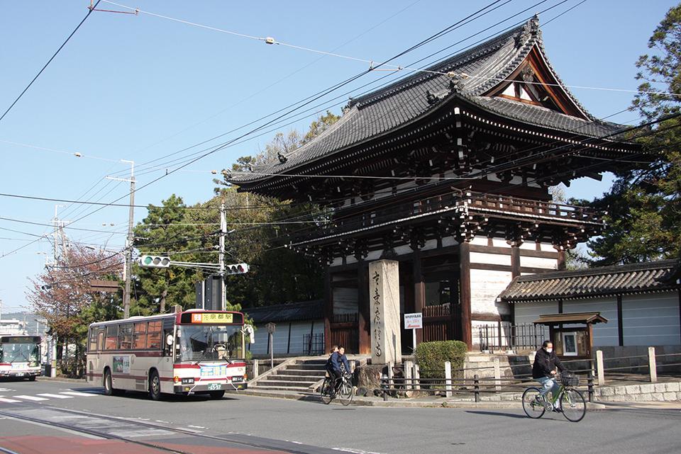 鞍馬自動車が嵐山バスを吸収合併し誕生した京都バスは洛北・洛西の足 バス会社潜入レポート・京都バス:編[1]