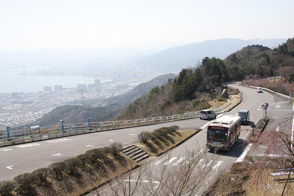一般路線以外の事業も着実に拡大している姿も地域密着型である姿勢だ バス会社潜入レポート・京都バス:編[2]
